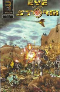Eye of the Storm #2 VF/NM; Rival | save on shipping - details inside