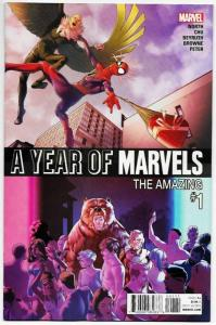 A Year of Marvels The Amazing #1 (Marvel, 2016) NM