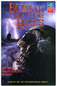 BURIAL OF THE RATS #1 2 3, NM, Femme Fatale, Swords, Roger Corman, Bram Stoker