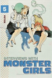 Interviews with Monster Girls #5 VF/NM; Kodansha | save on shipping - details in