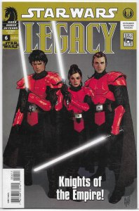 Star Wars  : Legacy   # 6 VF/NM (Broken 5)