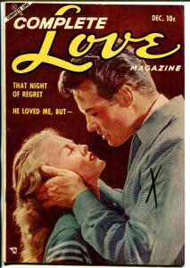 Complete Love Magazine Vol. 29 #6 1953-Ace-That Night of Regret-FN+