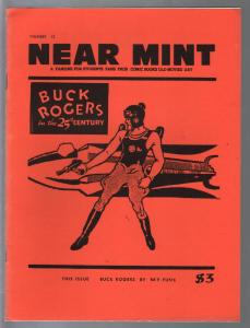 Near Mint #12 1981-Buck Rogers-Gary Arlington-Dan Savage-FN