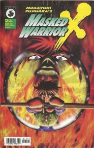 Masked Warrior X #4 VF/NM; Antarctic | save on shipping - details inside