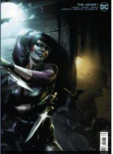 Joker #1 Francesco Mattina Cover
