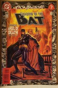 Batman: Shadow of the Bat #49 (1996)