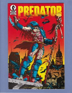 Predator #1 (1st Series) VF/NM 1st Appearance Predator 2nd Print