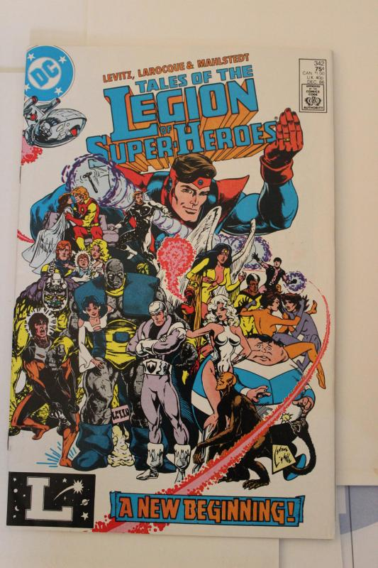 Tales of the Legion of Super Heroes 342  9-4-nm