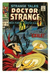 Strange Tales 168   Steranko