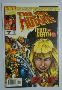 New Mutants #1 8.5 VF+ (1997)