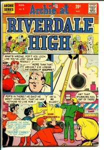 Archie at Riverdale High #1 1972-1st issue-Veronica-Betty-FN