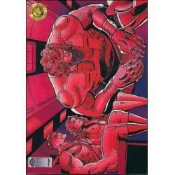 1993 Upper Deck Valiant/Image Deathmate STRIKE TEAM #85