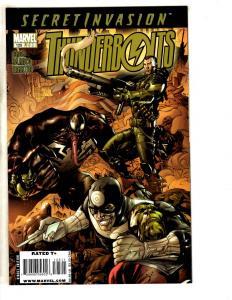 Thunderbolts # 125 NM 1st Print Marvel Comic Books Bullseye Cover Venom MK5