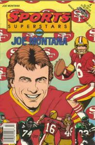 Sports Superstars #4 (Newsstand) VF/NM; Revolutionary | save on shipping - detai