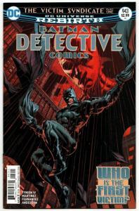 Detective Comics #943 Rebirth Main Cvr (DC, 2016) VF/NM