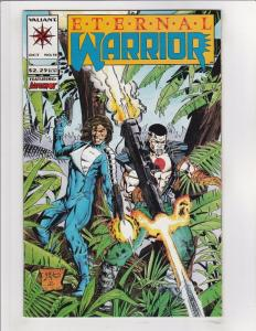 Eternal Warrior LOT OF 25 COMICS  # 15 (Oct 1993, Acclaim / Valiant) BLOODSHOT