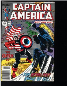 Captain America #344 (Marvel, 1988)