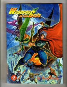 Weapons Of The Gods Vol. # 2 Comics One Graphic Novel TPB Comic Book Wong J102