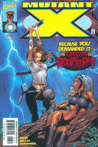 Mutant X (1998 series) #13, NM (Stock photo)