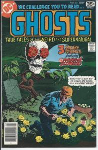 Ghosts #66 - Bronze Age - (VF) July, 1978