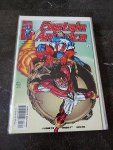 Captain America #27 (2000)