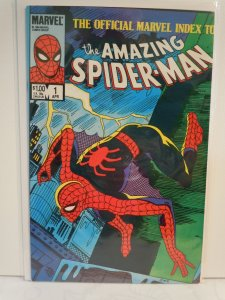 Official Marvel Index to the Amazing Spider-Man #1