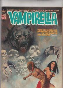 Vampirella Magazine #17 (Jun-72) NM- High-Grade
