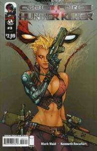 Cyberforce/Hunter-Killer #3A VF/NM; Top Cow | save on shipping - details inside