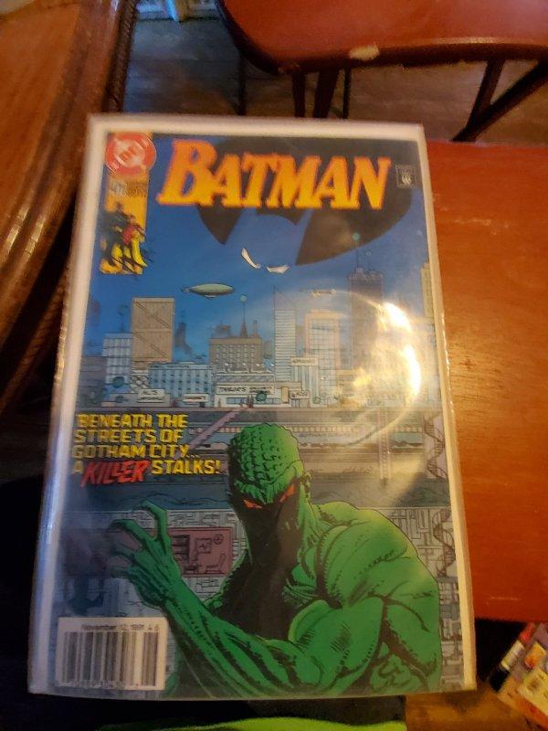 Batman #471 (1991)