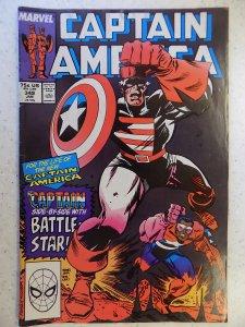 Captain America #349 (1989)