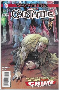Constantine   vol. 1   #  9 GD (Forever Evil: Blight)