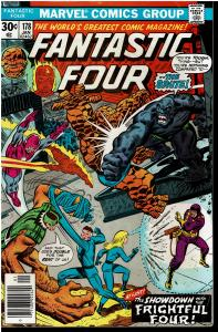 Fantastic Four #178, 5.0 or Better vs Impossible Man