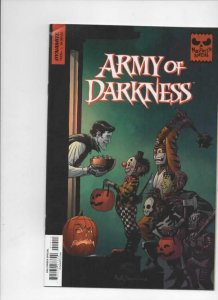 ARMY OF DARKNESS Halloween Special #1, VF, Bruce Campbell, 2018, AOD