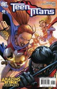 Teen Titans (2003 series) #49, VF+ (Stock photo)