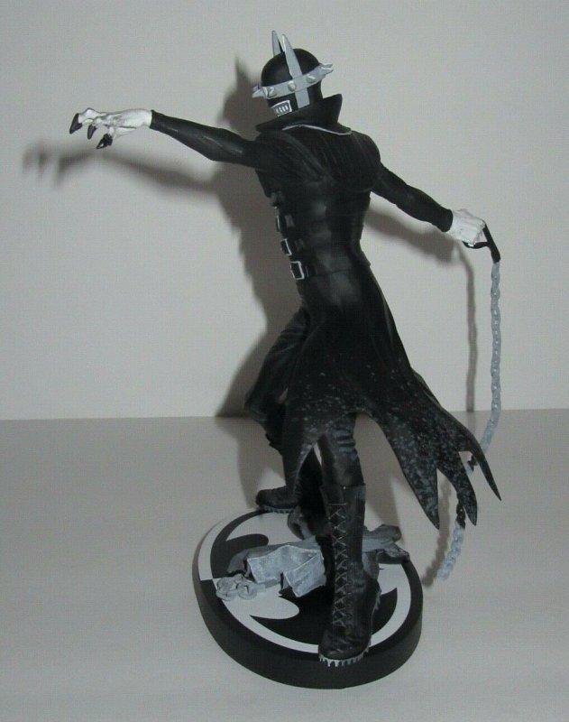 Batman Who Laughs Black & White Capullo Statue Limited Edition DC Collectibles