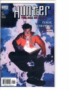 Hunter the Age of Magic (2001) #1 NM (9.4)