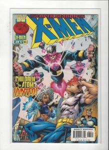 X-men #65 Children of the Atom  NM Marvel Comics