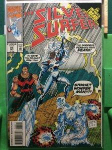 Silver Surfer #85 Infinity Crusade crossover