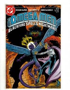 The Omega Men #11 (1984) DC Comic Superman OF8