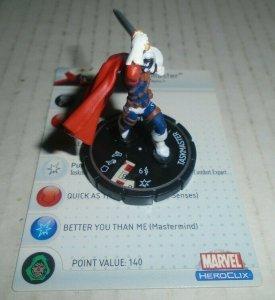 Taskmaster 029 Marvel Heroclix Avengers