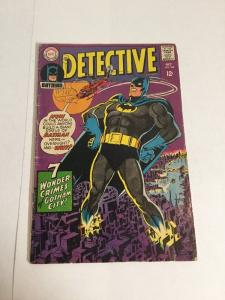 Detective Comics 368 Vg Very Good 4.0 Silver Age