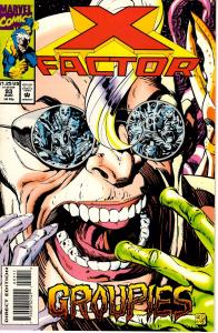 Lot Of 7 X-Factor Marvel Comic Book #93 94 96 97 98 99 100 Thor J193
