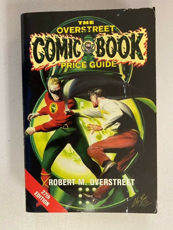 Overstreet Price Guide #27 Green Lantern variant Softcover 6.0 FN (1997)