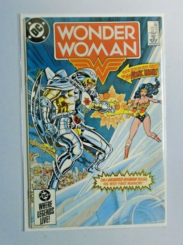 Wonder Woman #324 1st Series 6.0 FN (1985)