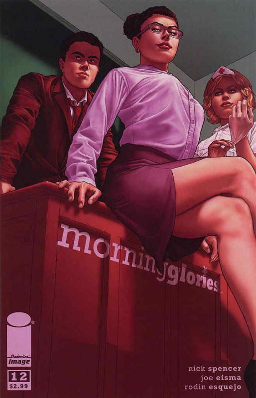 Morning Glories #12 VF/NM; Image | save on shipping - details inside