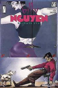 Billy Nguyen, Private Eye #1 VF; Attitude Zone | save on shipping - details insi