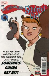 Unbeatable Squirrel Girl, The (2nd Series) #13 VF/NM; Marvel   save on shipping
