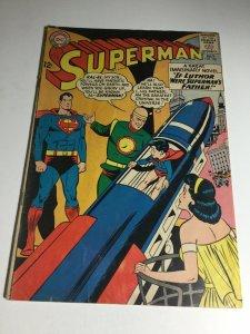 Superman 170 Vg Very Good 4.0 DC Comics