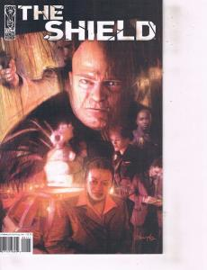Lot Of 2 Comic Books Shield #1 and Secrets of Valiant Universe #1 ON4