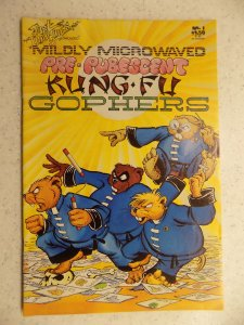 KUNG FU GOLPHERS # 1
